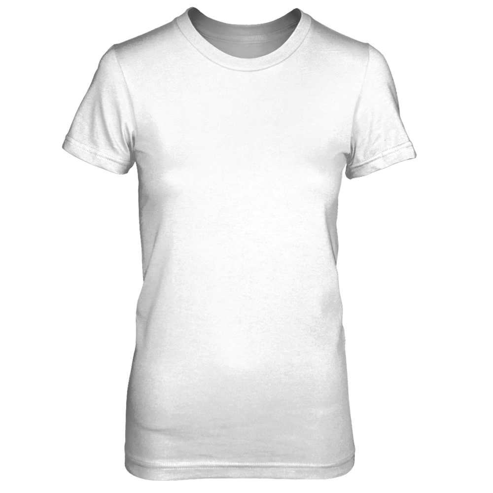 Design your own t-shirt front and back - Next Level Female The Boyfriend Tee 3900