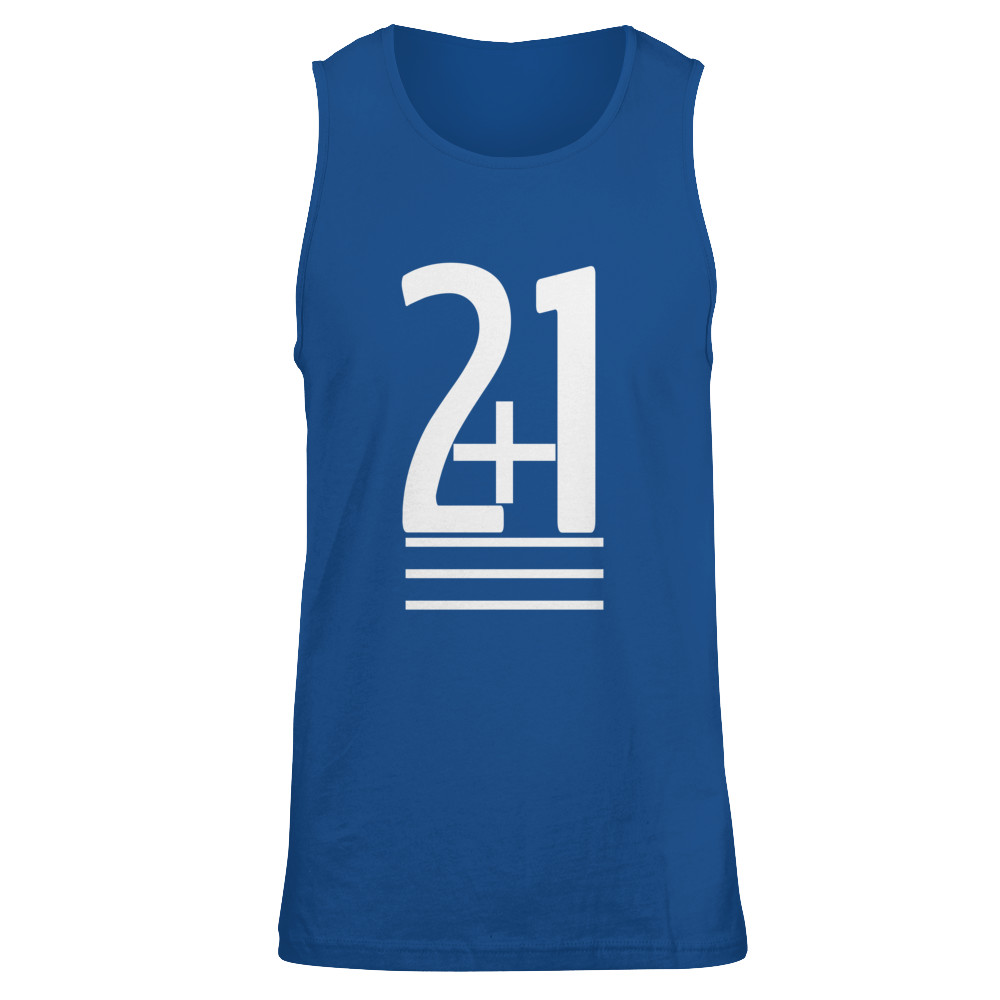 2+1 The Official 21 Days Positive Tees