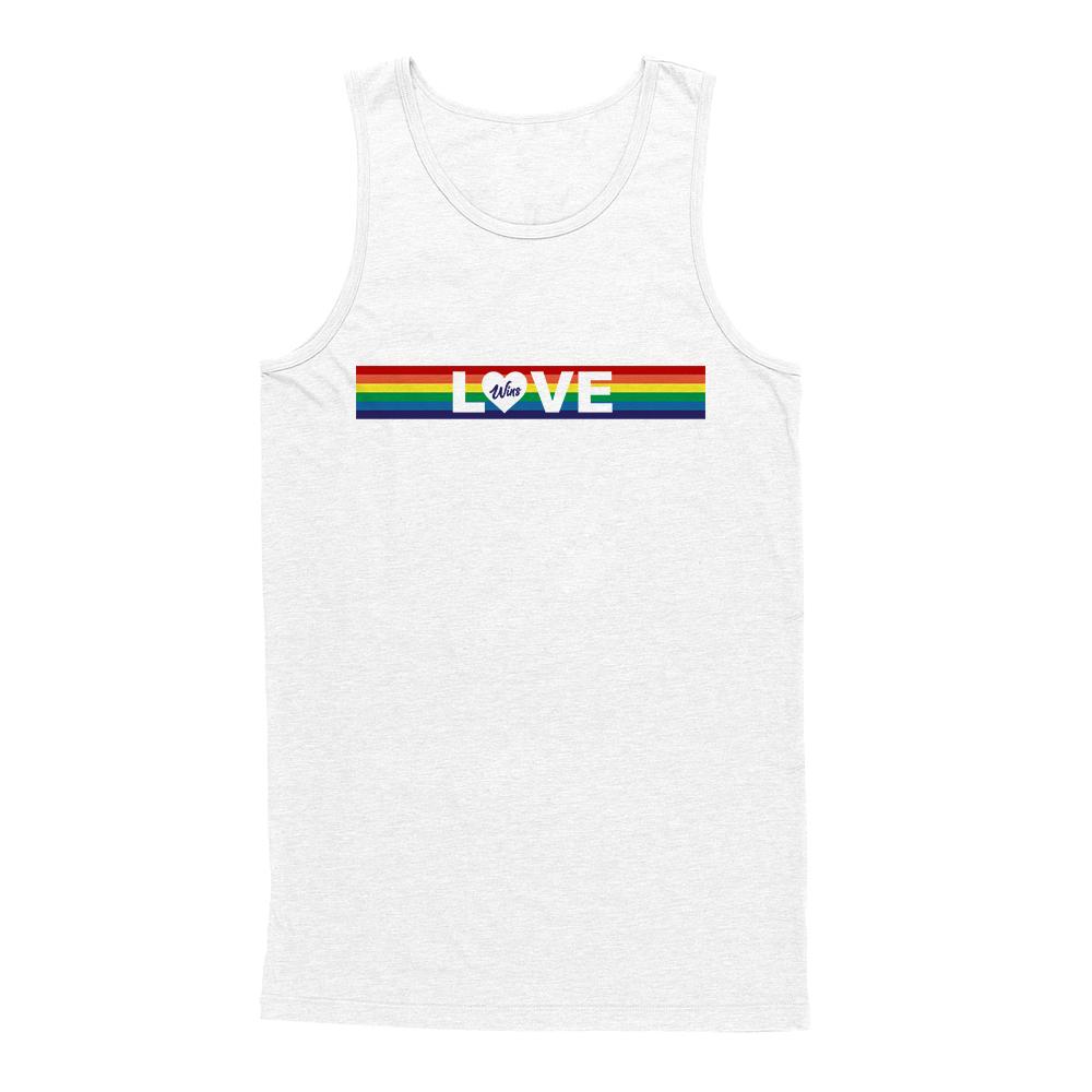Represent Pride | Love Wins Tee