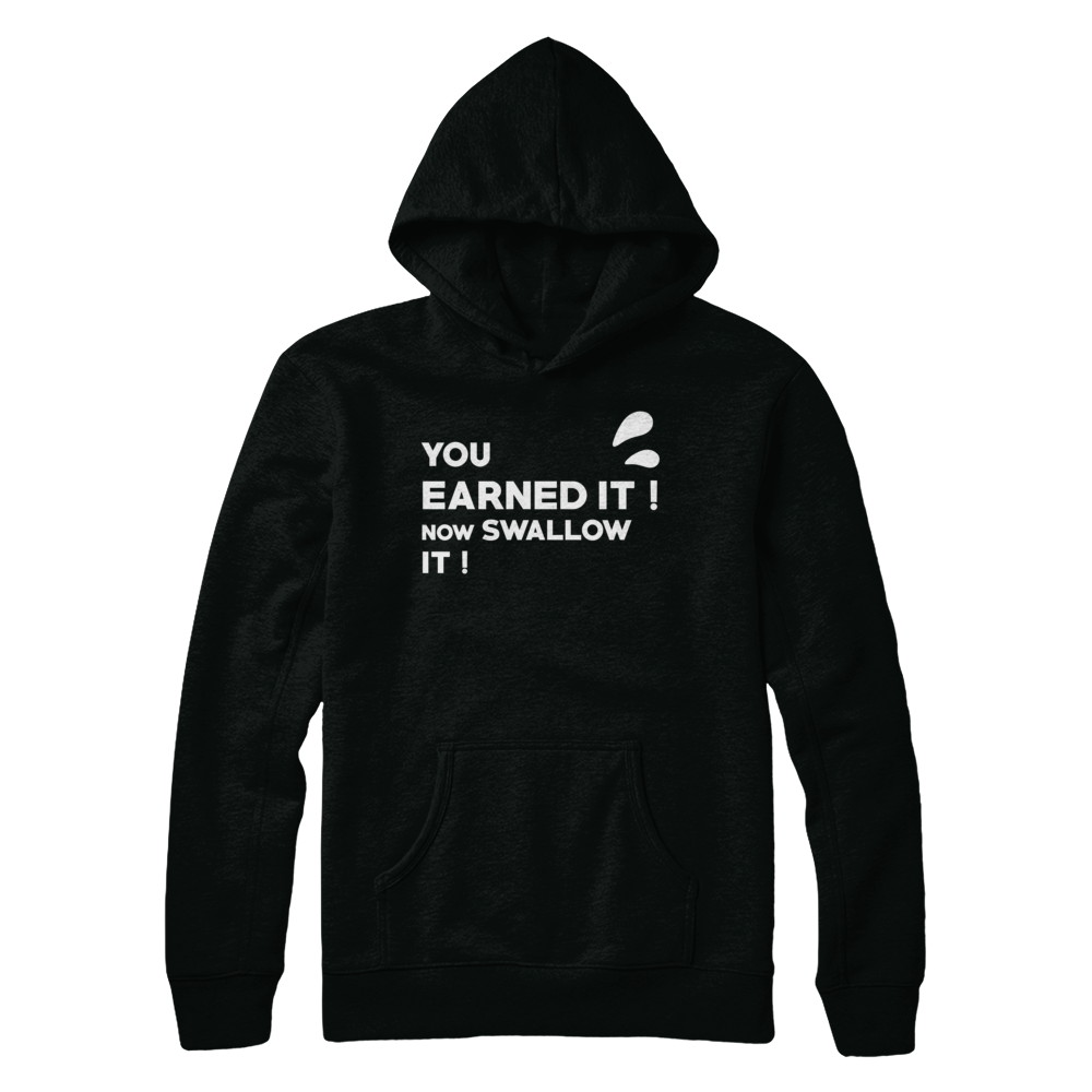 You earned it !