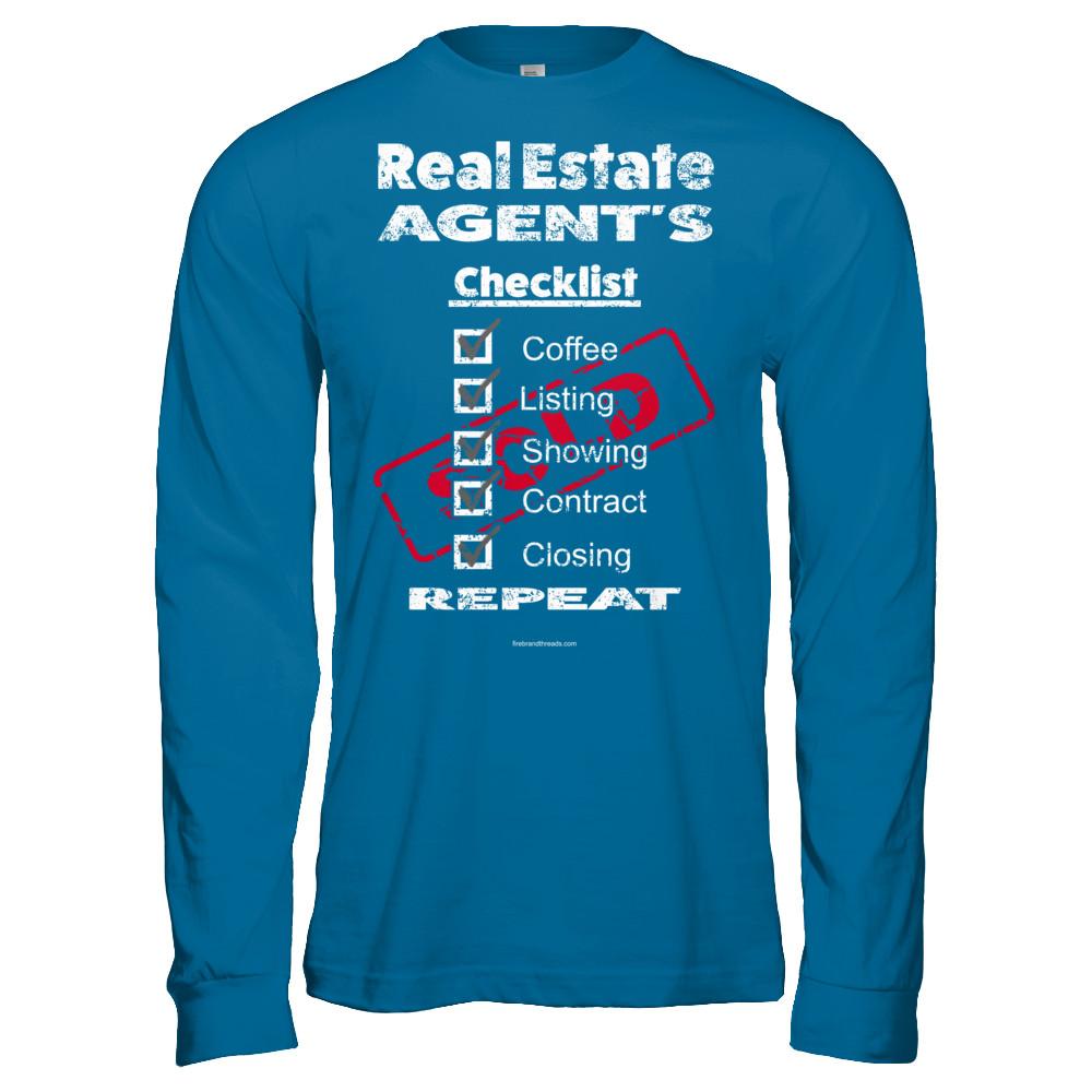 Real Estate Agent's Checklist