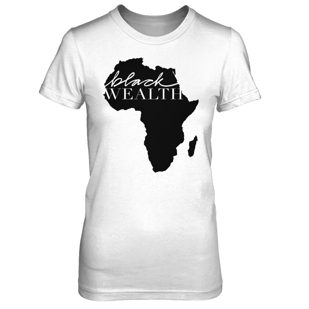 """Queen """"Black Wealth"""" Africa"""