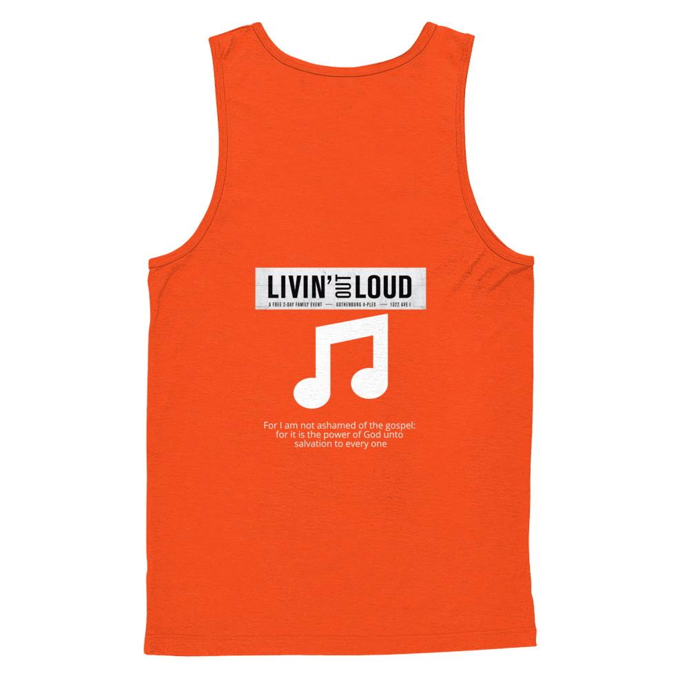 2018 LivinOutLoud.org Shirts
