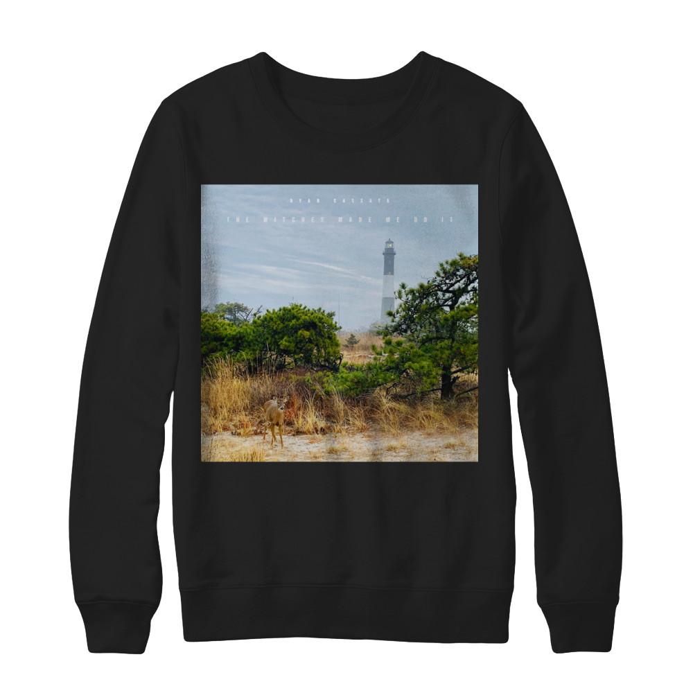 Album Cover Sweatshirt