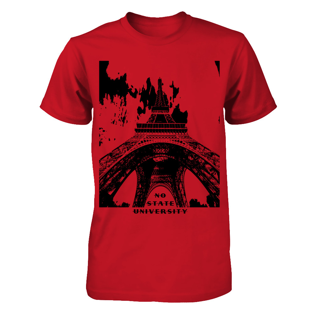 No State University  Eiffel Tower