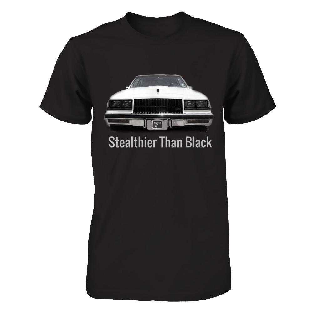 T Stealthier Than Black