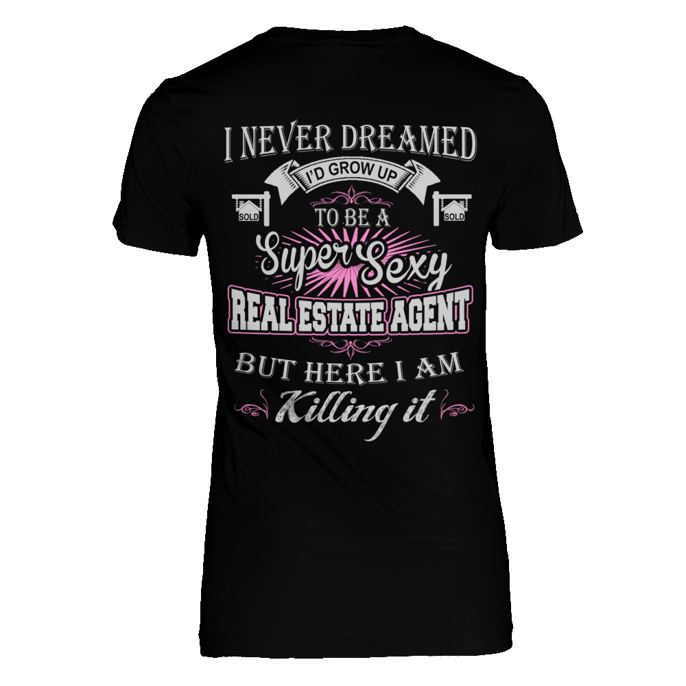 Real Estate Agent Mature