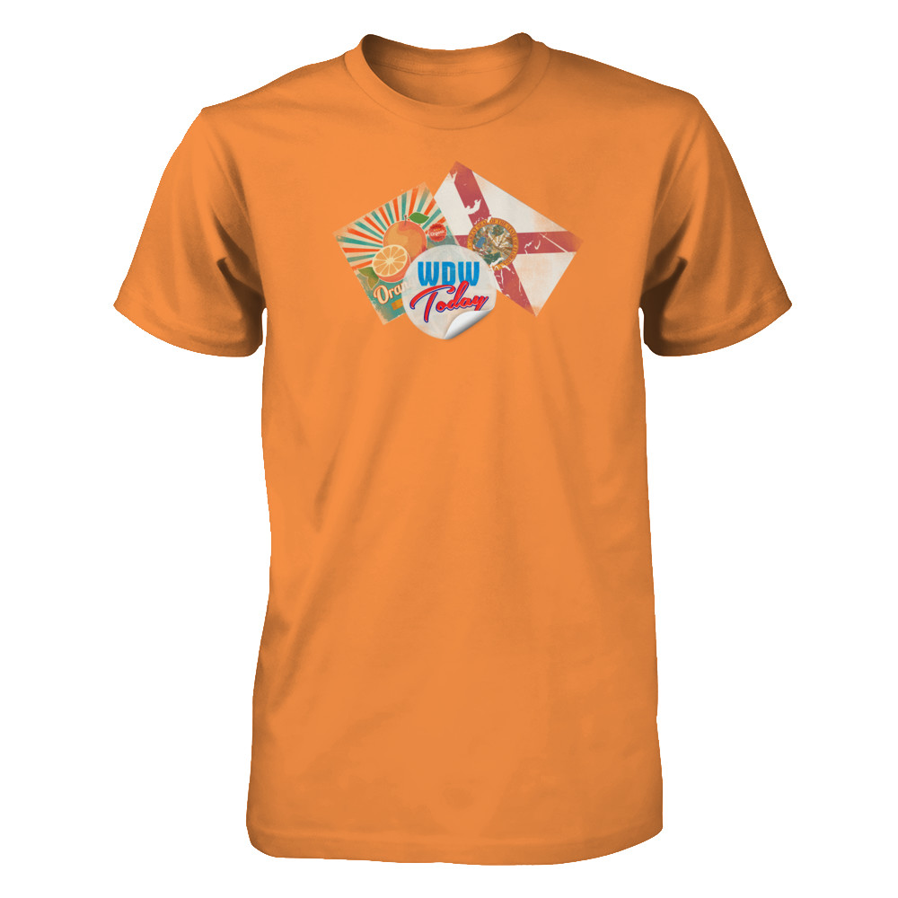 WDW Today Shirt