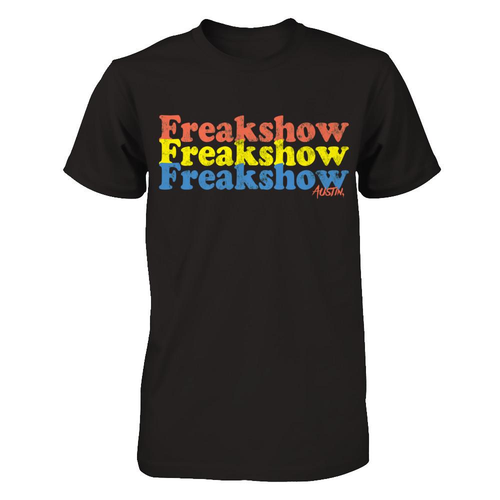 Throwback Freakshow