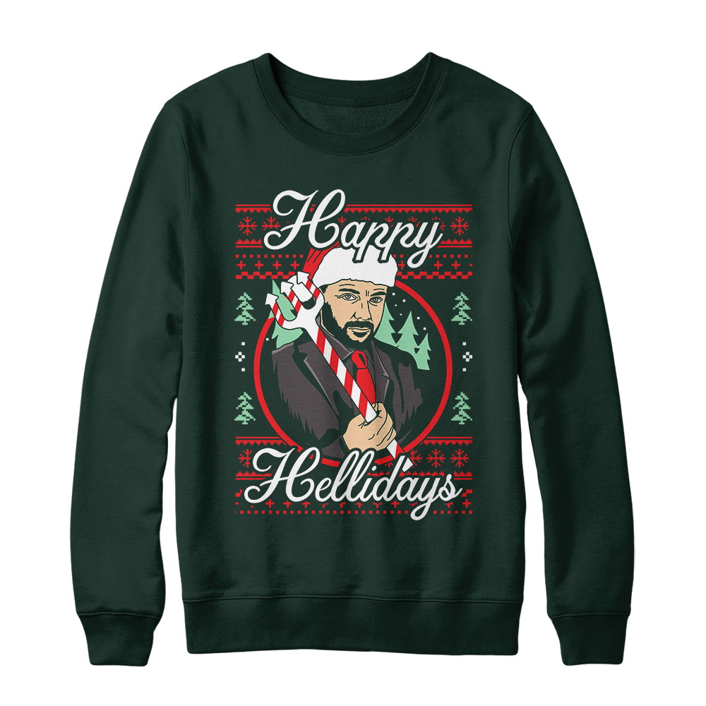Mark Sheppard's Happy Hellidays Collection