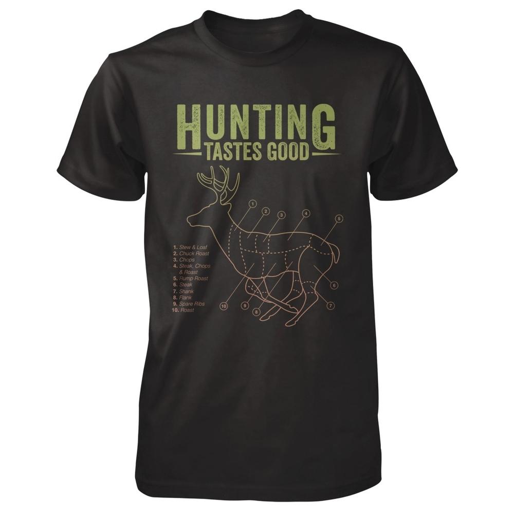 "Eva Shockey: ""Hunting Tastes Good"" Gear"