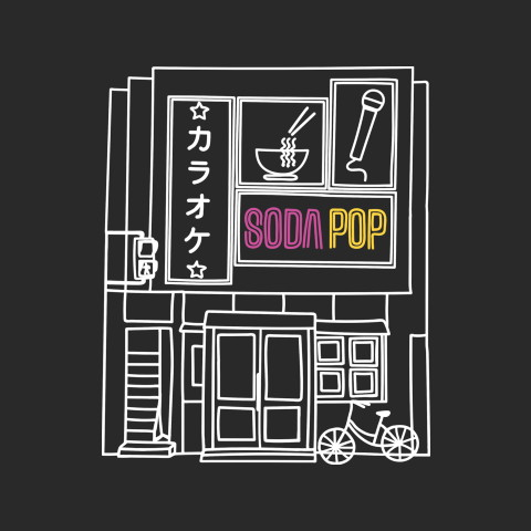 Soda Pop Merch