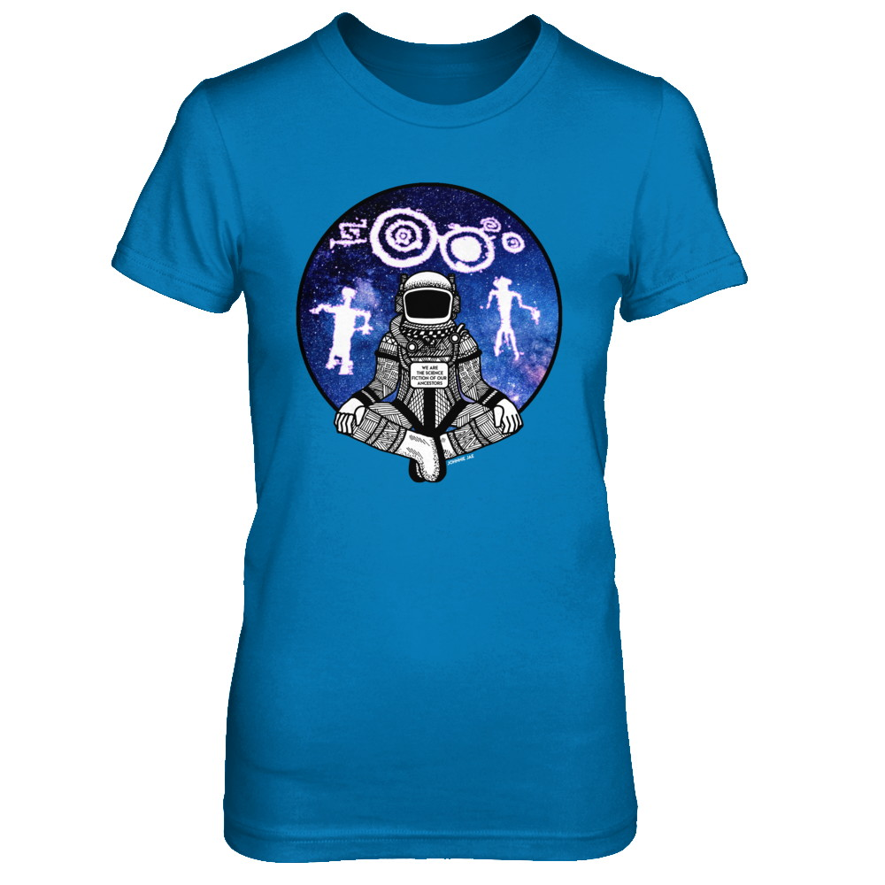 We Are The Science Fiction- Women's tees & Tanks