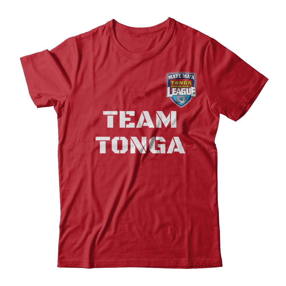 Mate Ma'a Tonga RLWC 2017 Fan T-Shirt