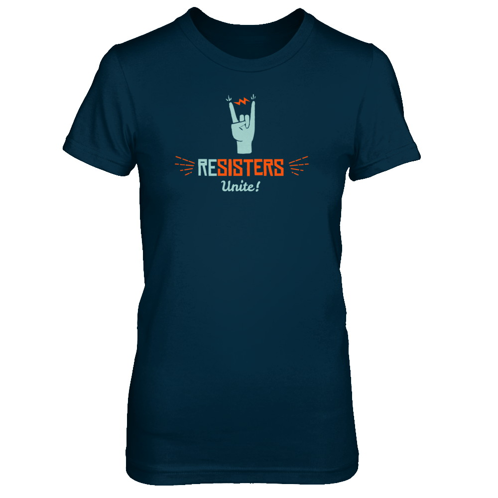 RESISTERS UNITE! by Girls Rock Athens