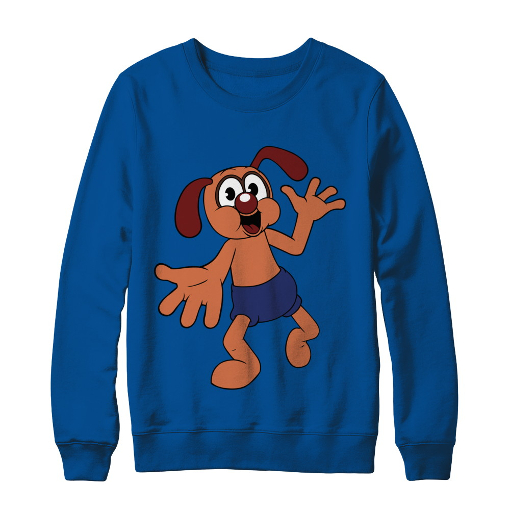 Rim Blue Sweatshirt