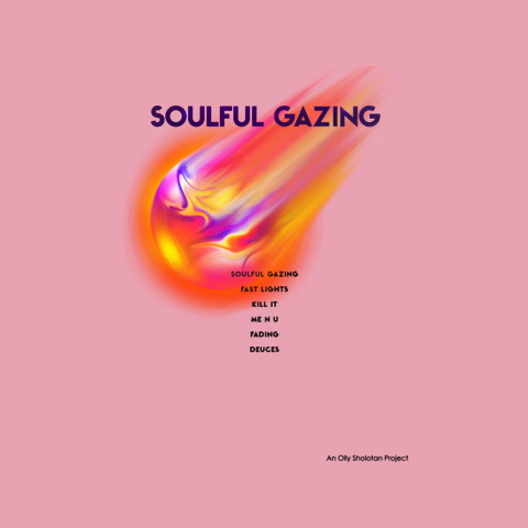 Olly Sholotan - Soulful Gazing Merch