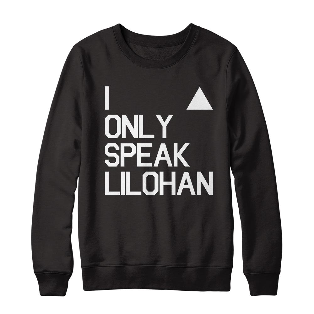 """Official Lindsay Lohan """"Lilohan"""" Tee"""