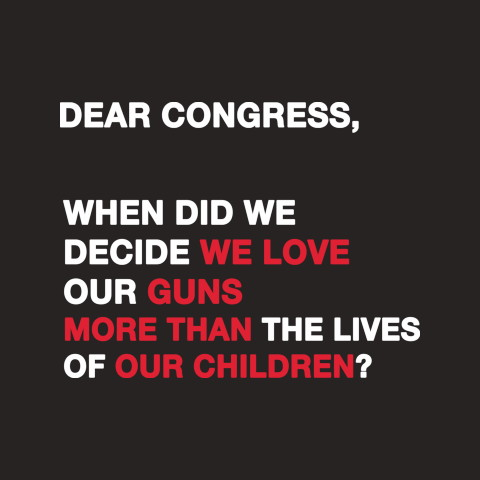 DEAR CONGRESS - The Fight for Gun Control