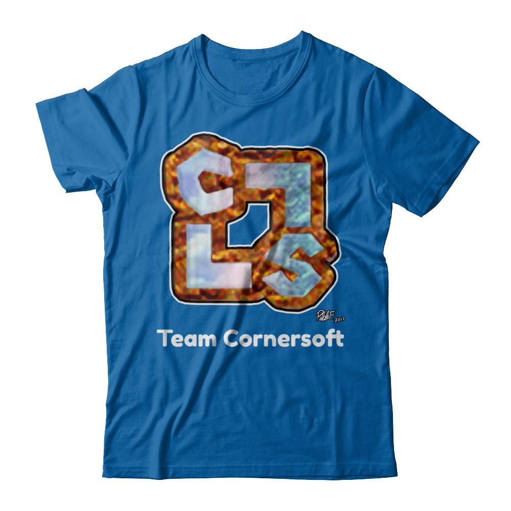 Team Cornersoft Tee