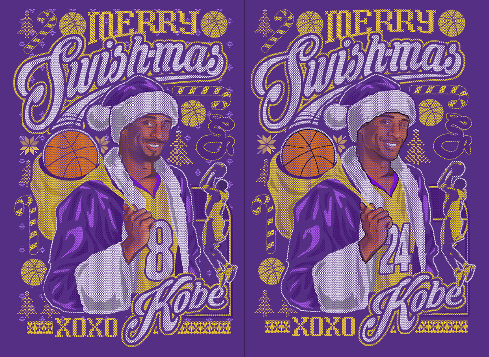 international shipping is available for all of our kobe fans