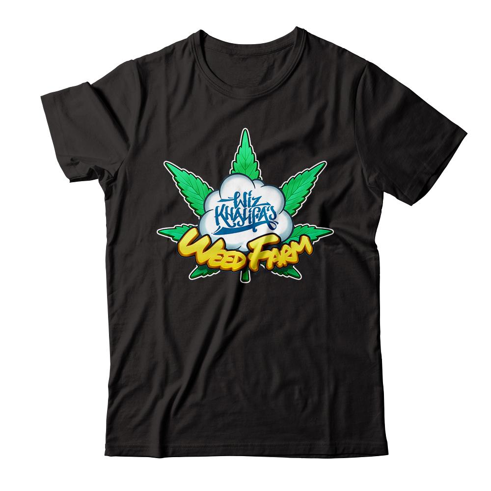 Wiz Khalifa - Weed Farm Apparel
