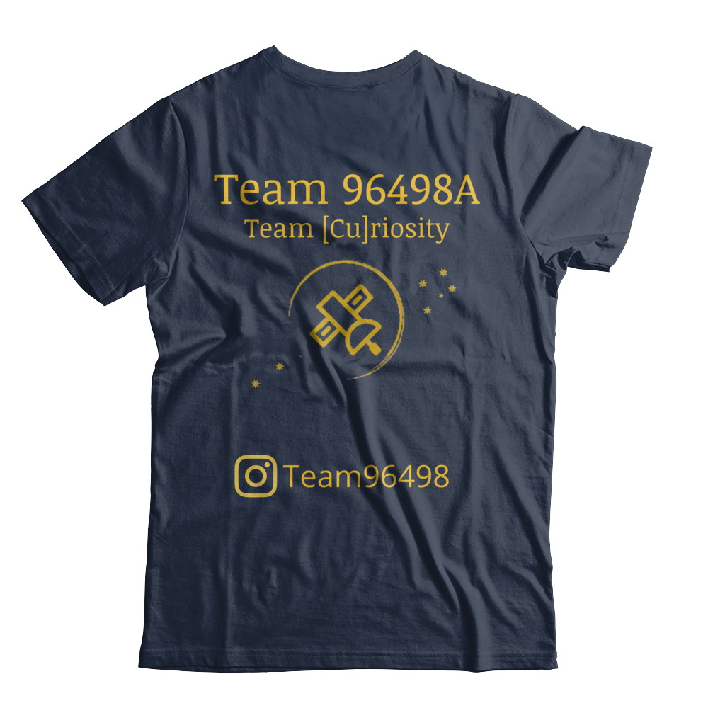 96498A Robotics Club Shirt