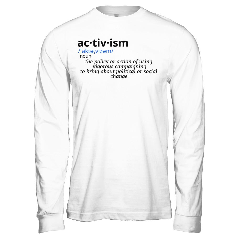 ac·tiv·ism (activism)