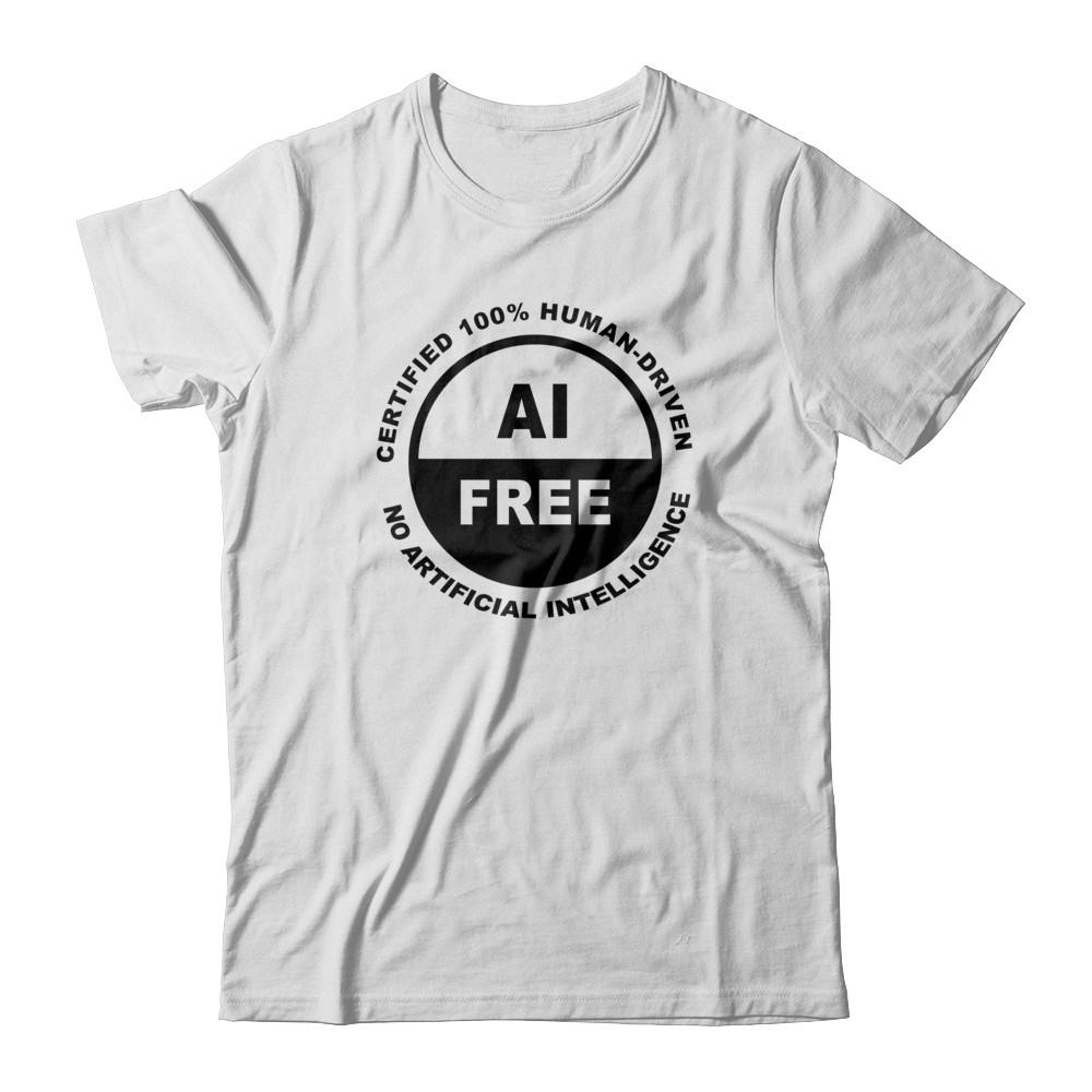 AI Free tee