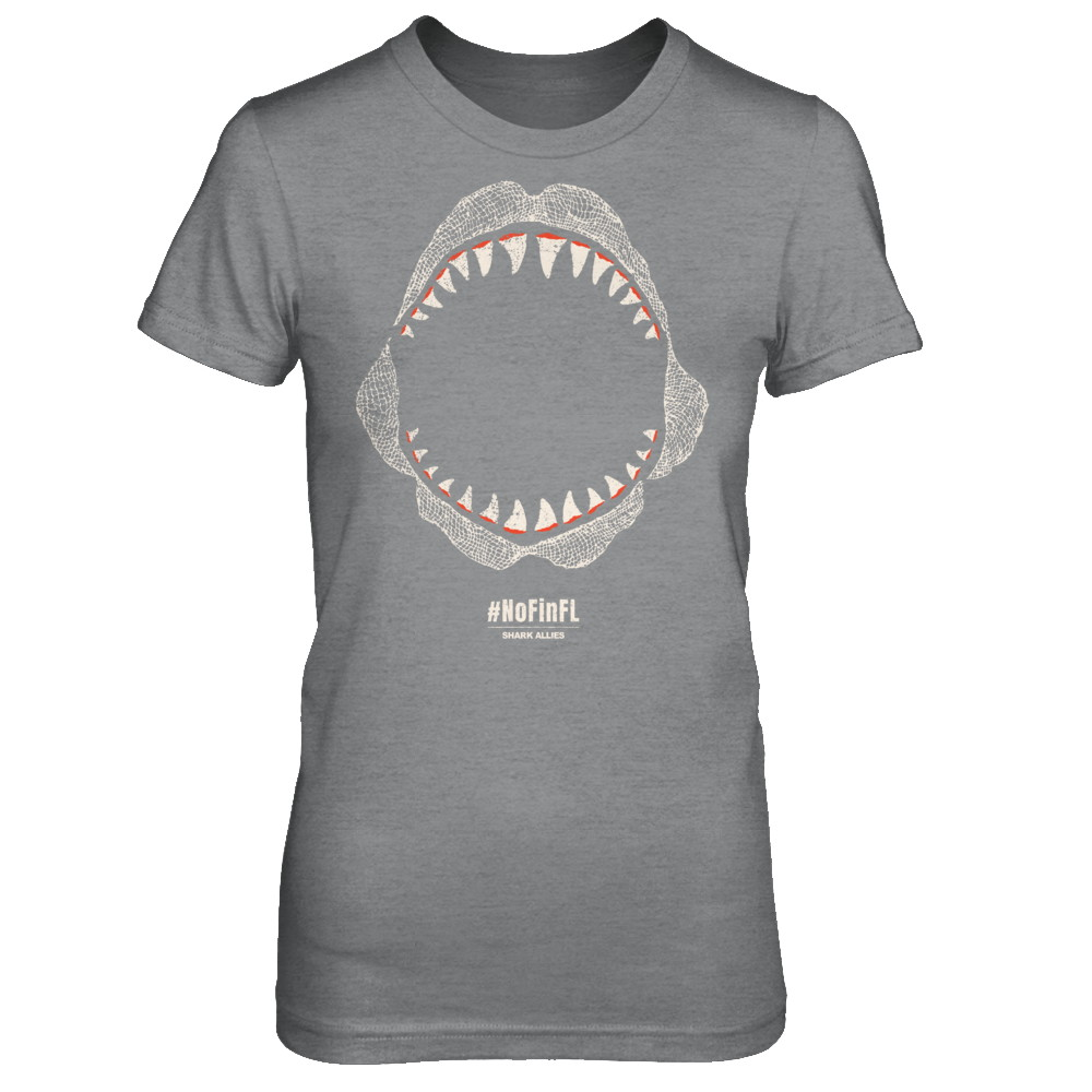 Shark Allies #NoFinFL Fins & Jaws (Women)