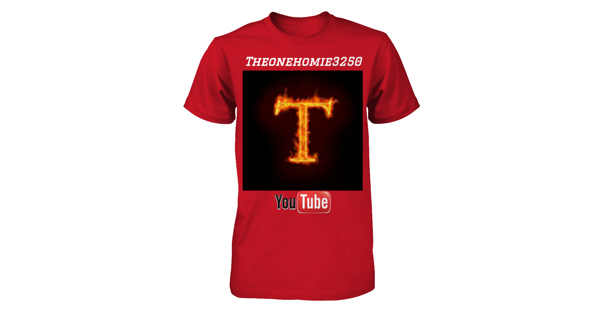 thehomie3250 youtube t shirt represent. Black Bedroom Furniture Sets. Home Design Ideas
