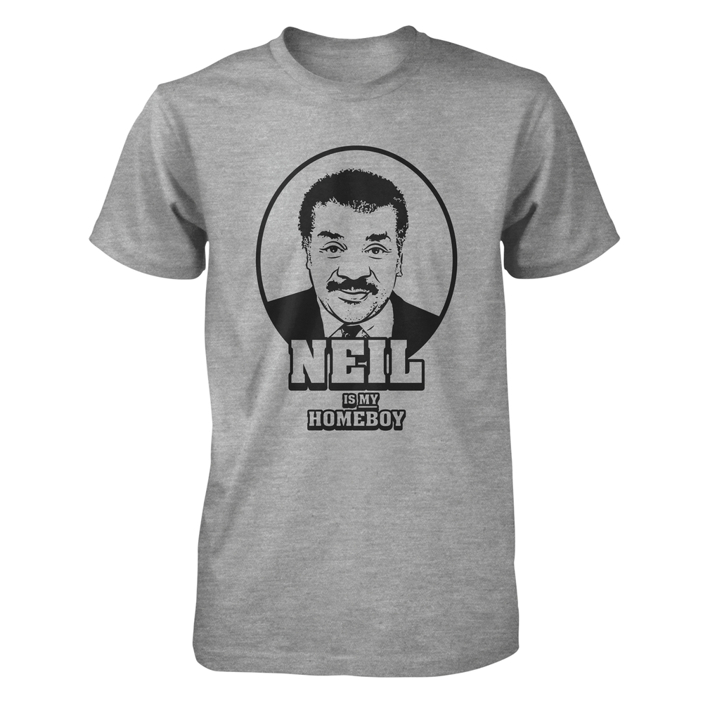 Neil Is My Homeboy Tee