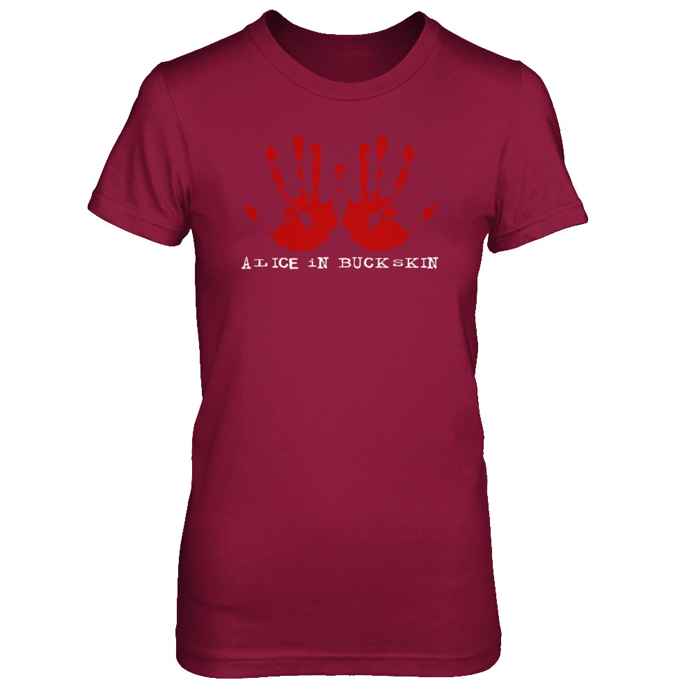 ALICE IN BUCKSKIN - WOMEN'S TEE