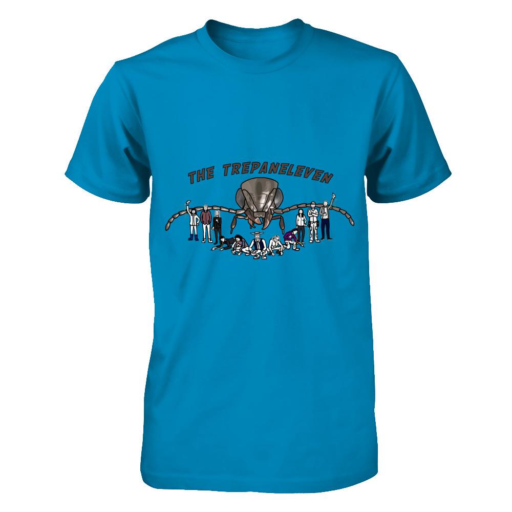 Trepaneleven T-Shirt!