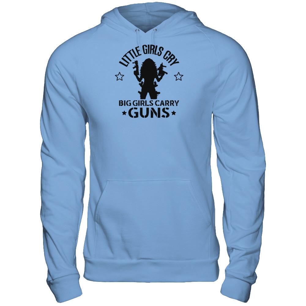 Big Girls Carry Guns
