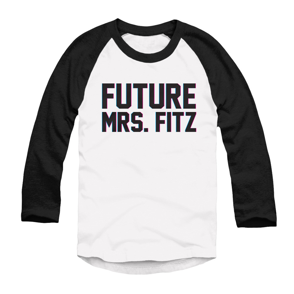 """""""FUTURE MRS FITZ"""" (Limited Edition)"""