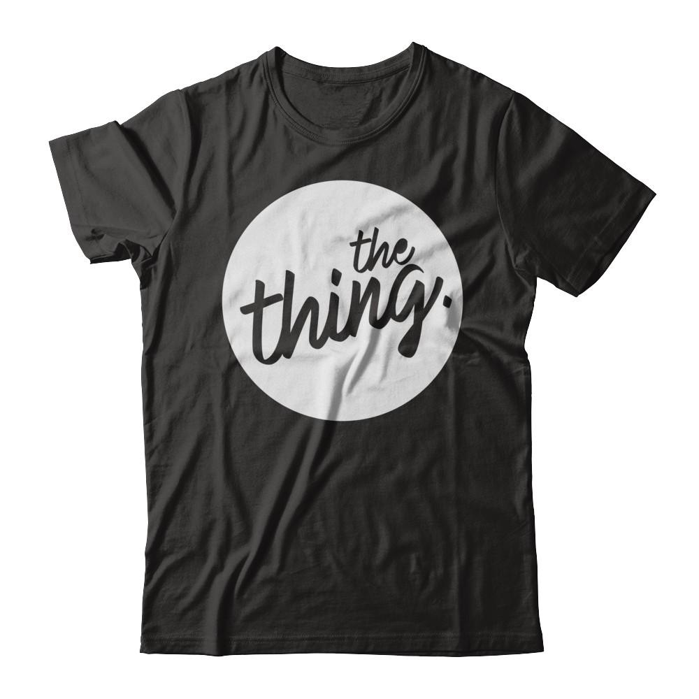 White Thing Logo Shirt