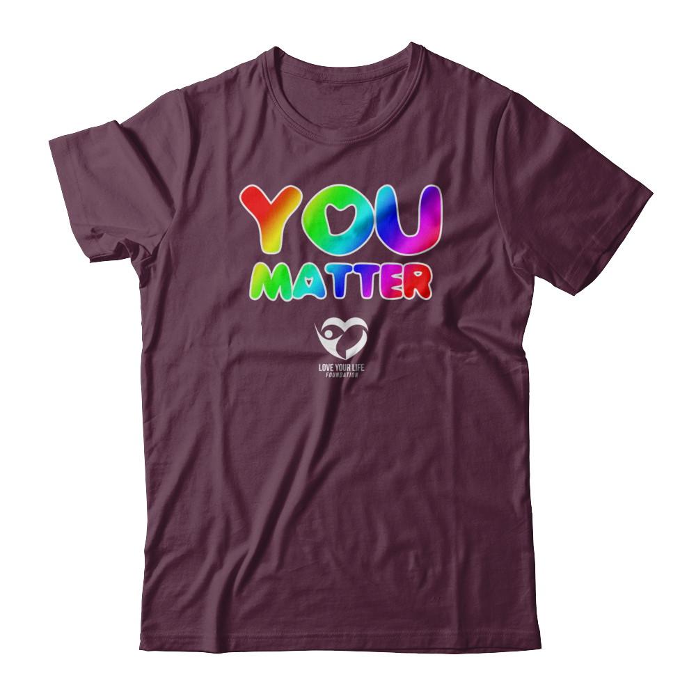 You Matter - Rainbow - LYLF