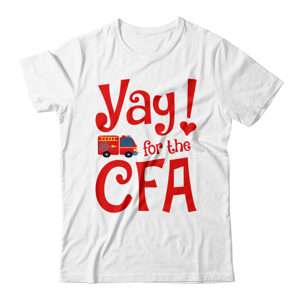 Yay! for the CFA | Charity Collection