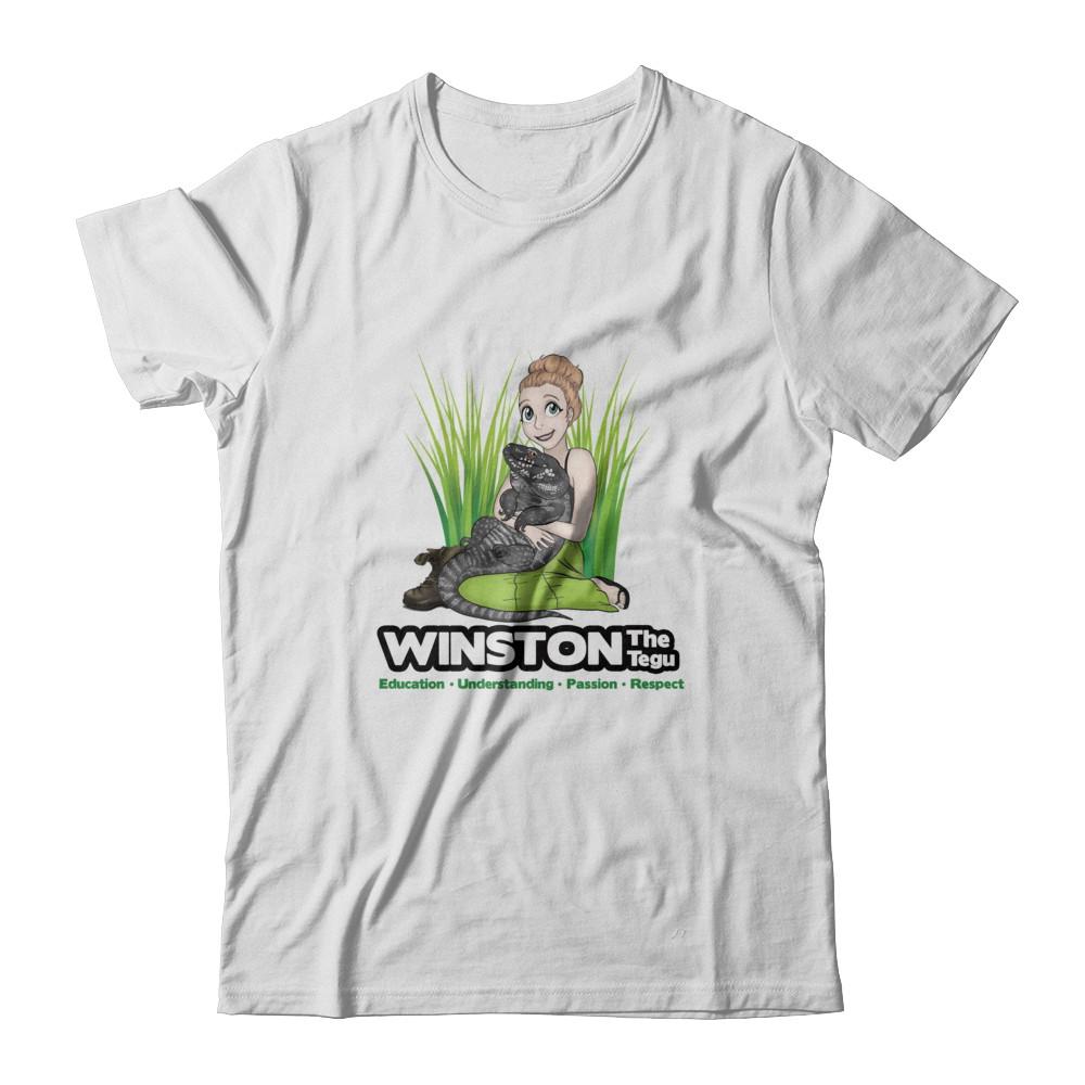 Winston the Tegu