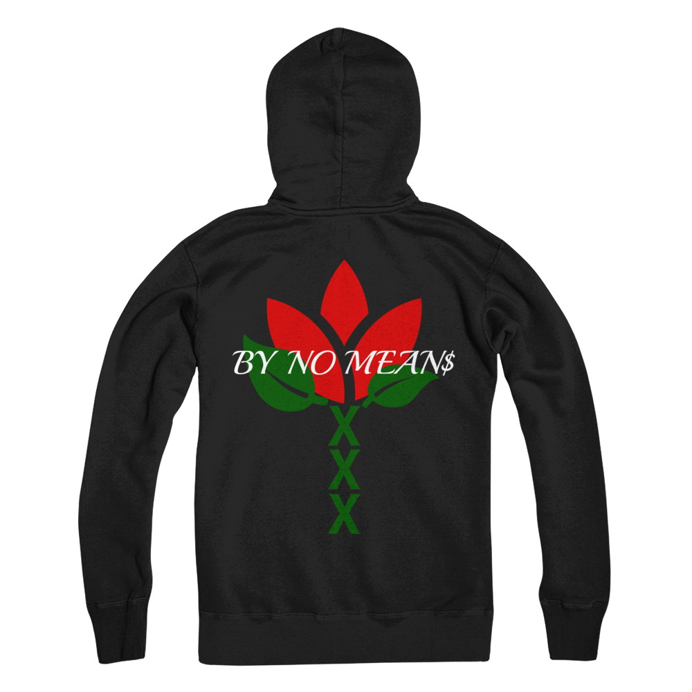 xxx rose hoodie sample