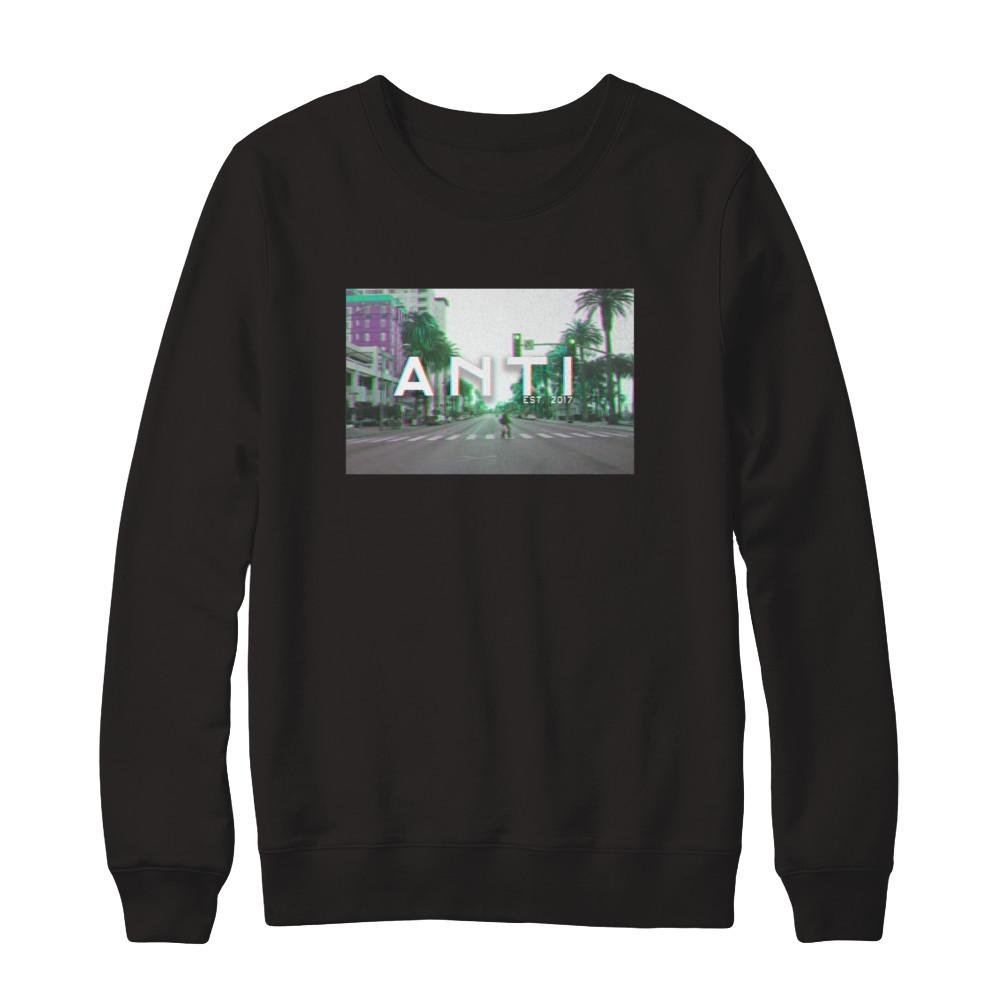 Anti Pullover Graphic Design Season 2 #4