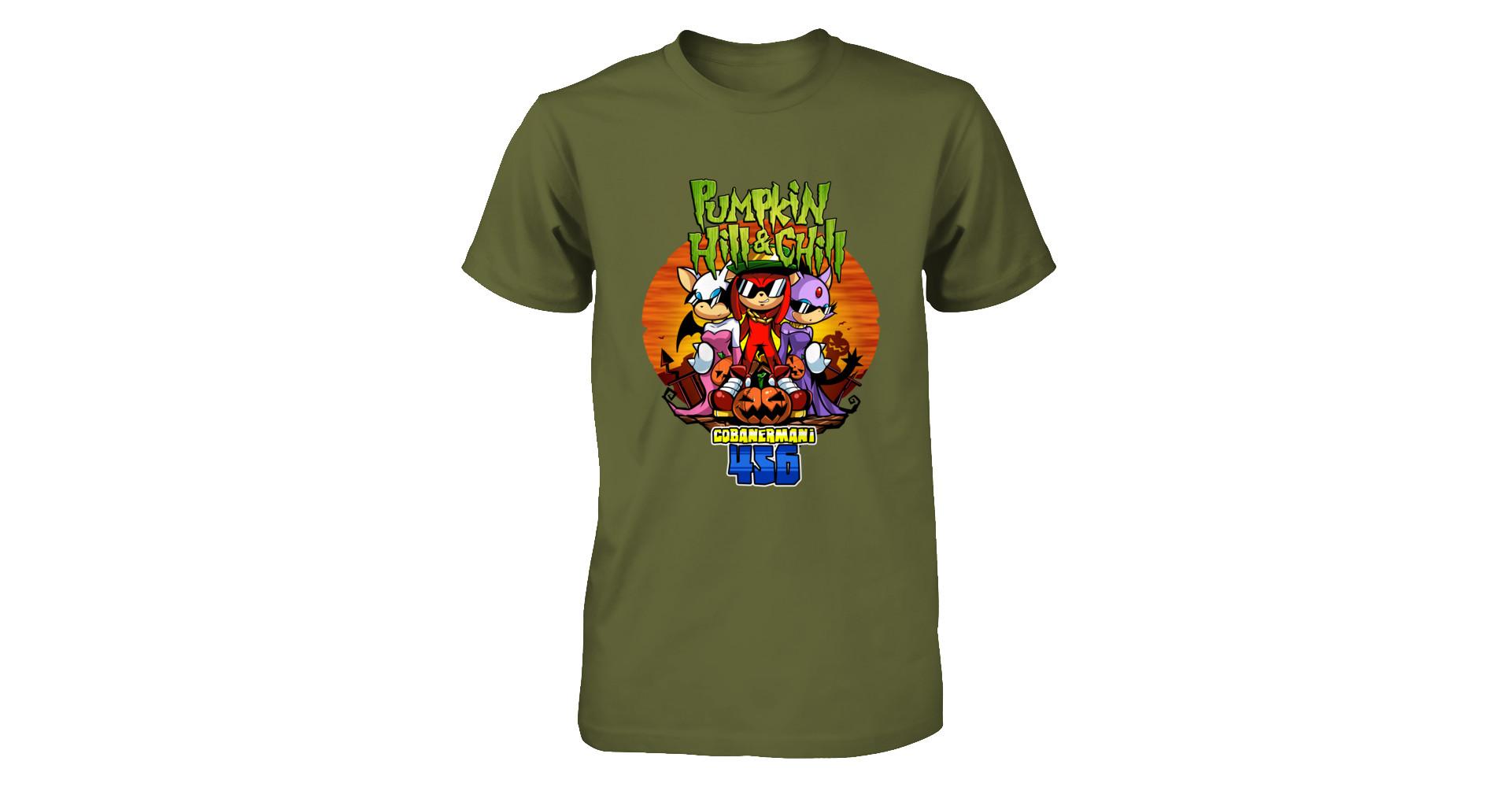 288a9555 Pumpkin Hill & Chill - T-shirts!   Represent
