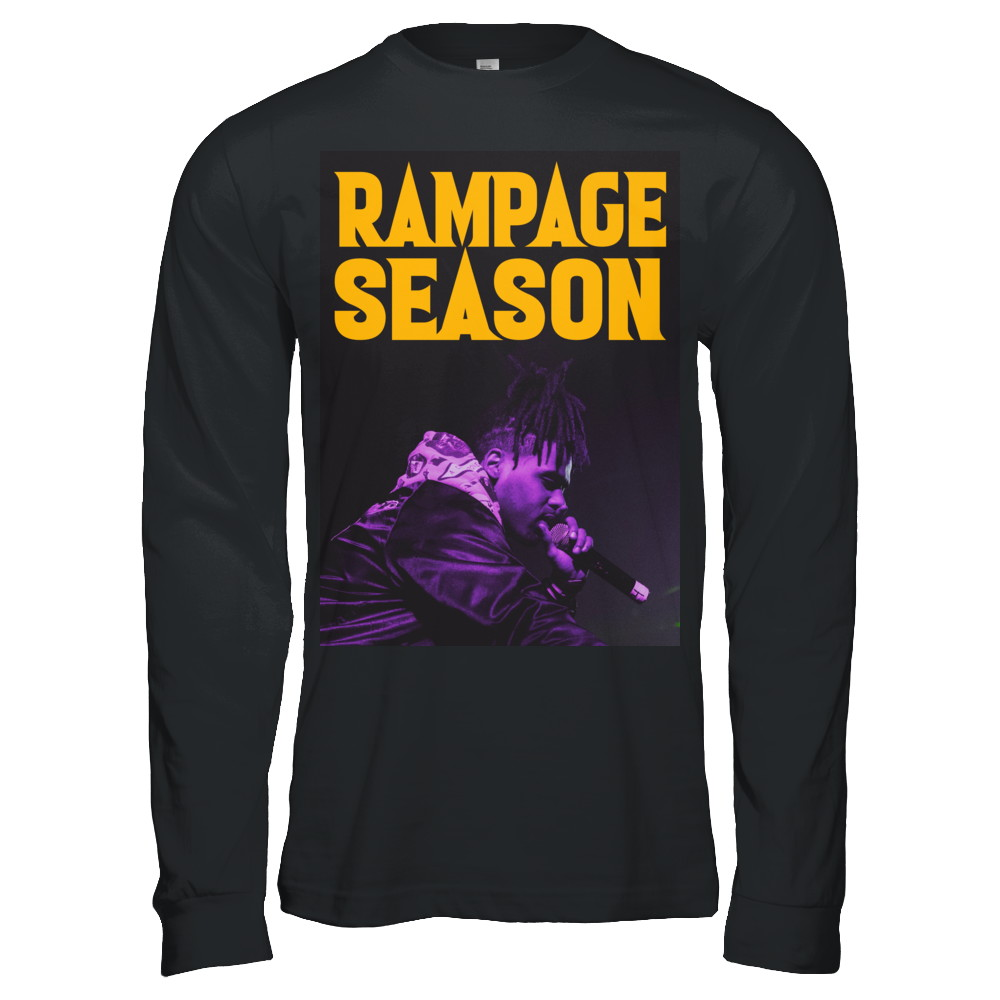 OFFICIAL 'RAMPAGE SEASON' TEXT TEE