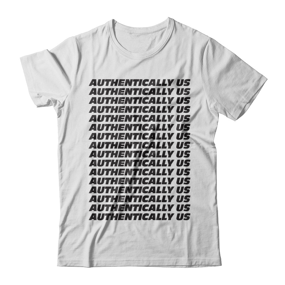 Authentically Us Forever Tee