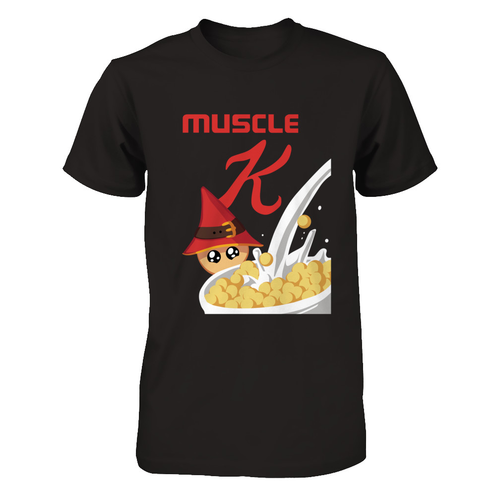 Muselk Cereal Shirts!