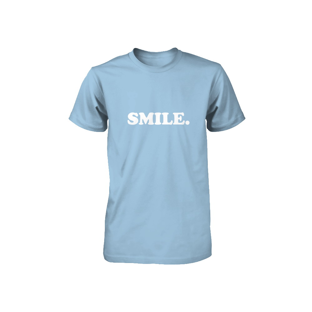SMILE TODDLER TEE (Colours Available)
