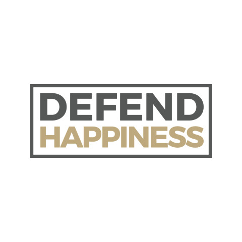 """Official Thorn """"Defend Happiness"""" Tee"""