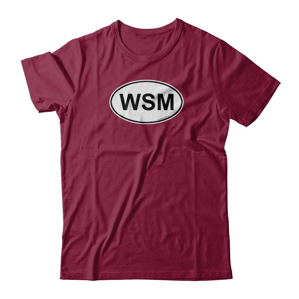 WSM Oval Logo