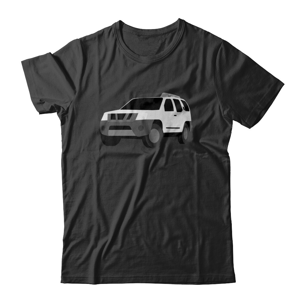 White SUV Tee LIMITED-EDITION